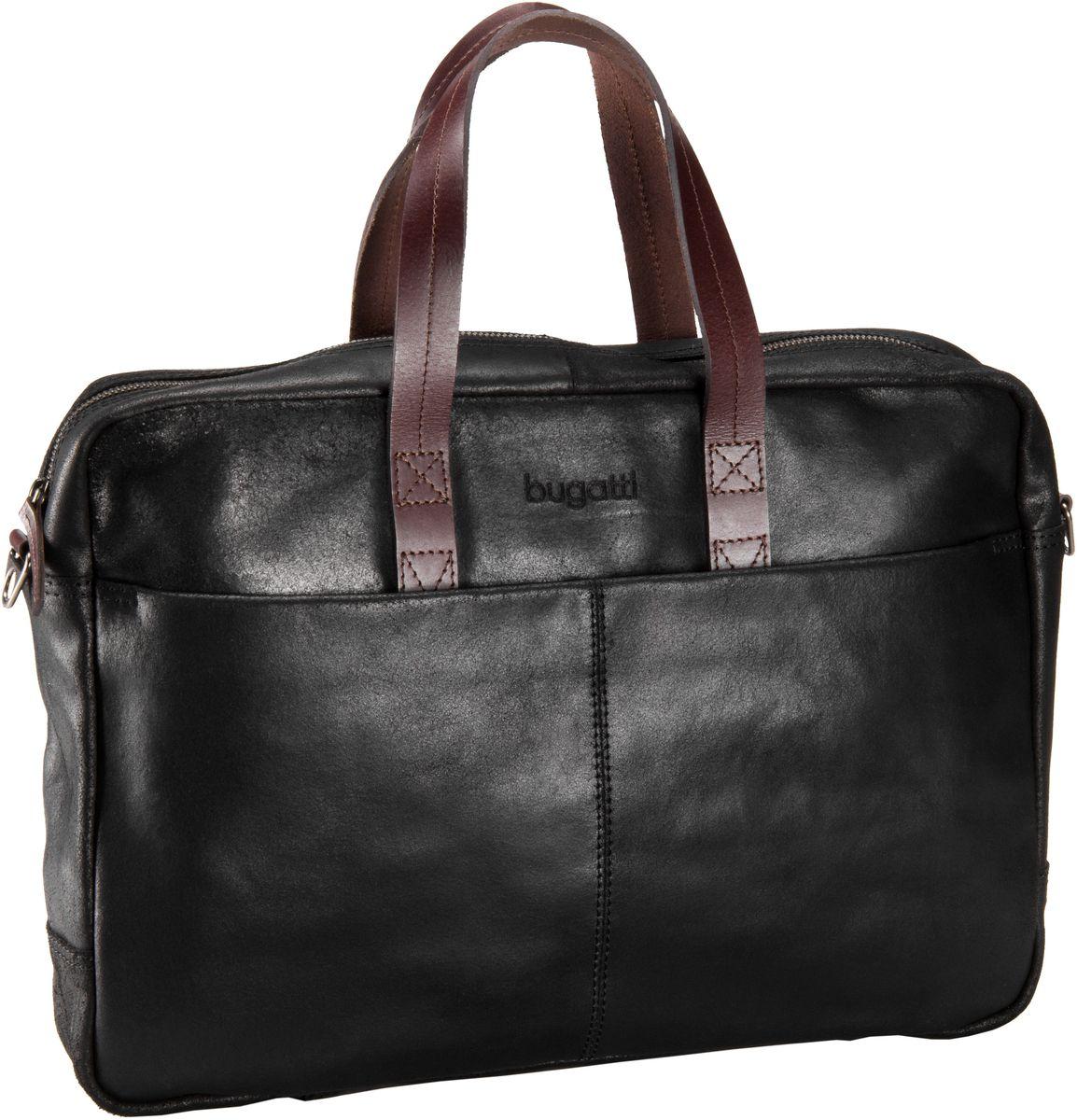 Grinta Brief Bag Medium Schwarz