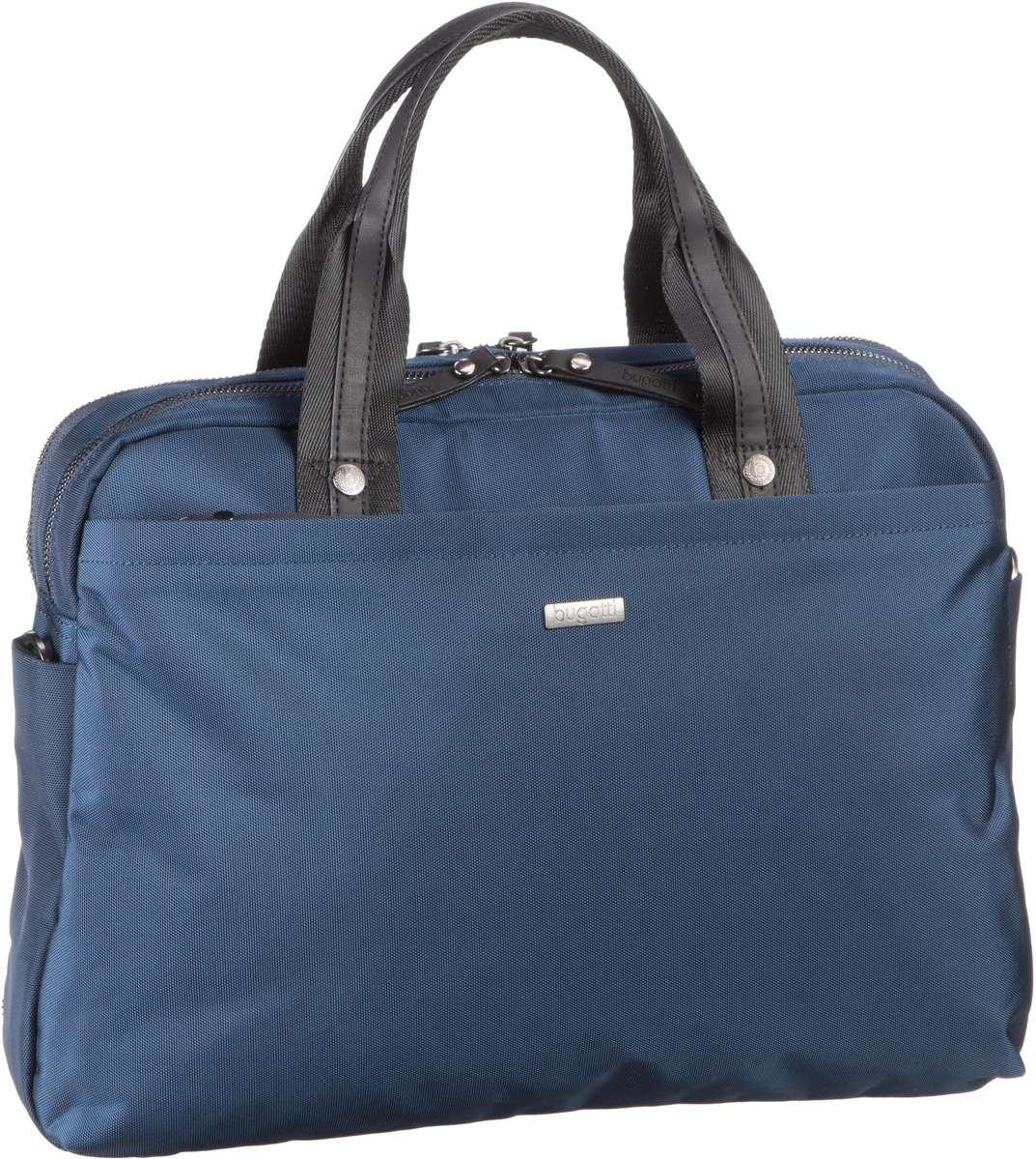 Contratempo Business Bag Medium Blau
