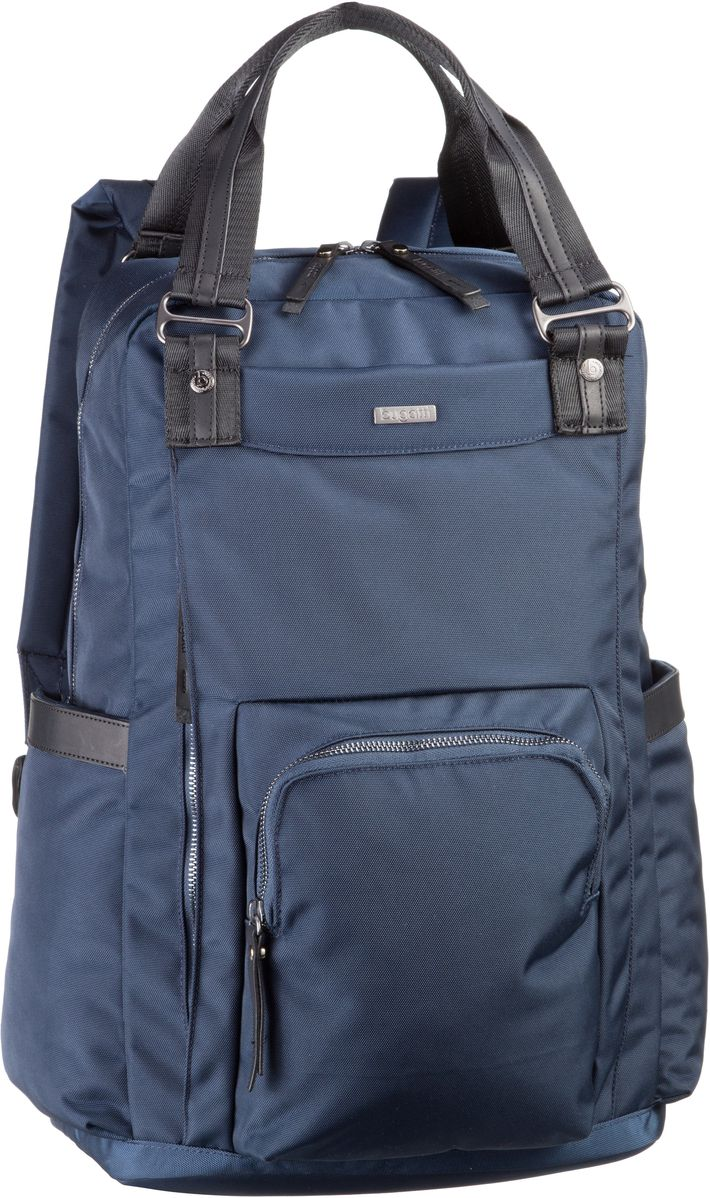 Contratempo Backpack Large Blau