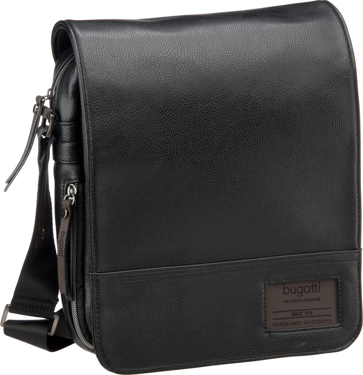 Moto D Shoulder Bag Medium Schwarz