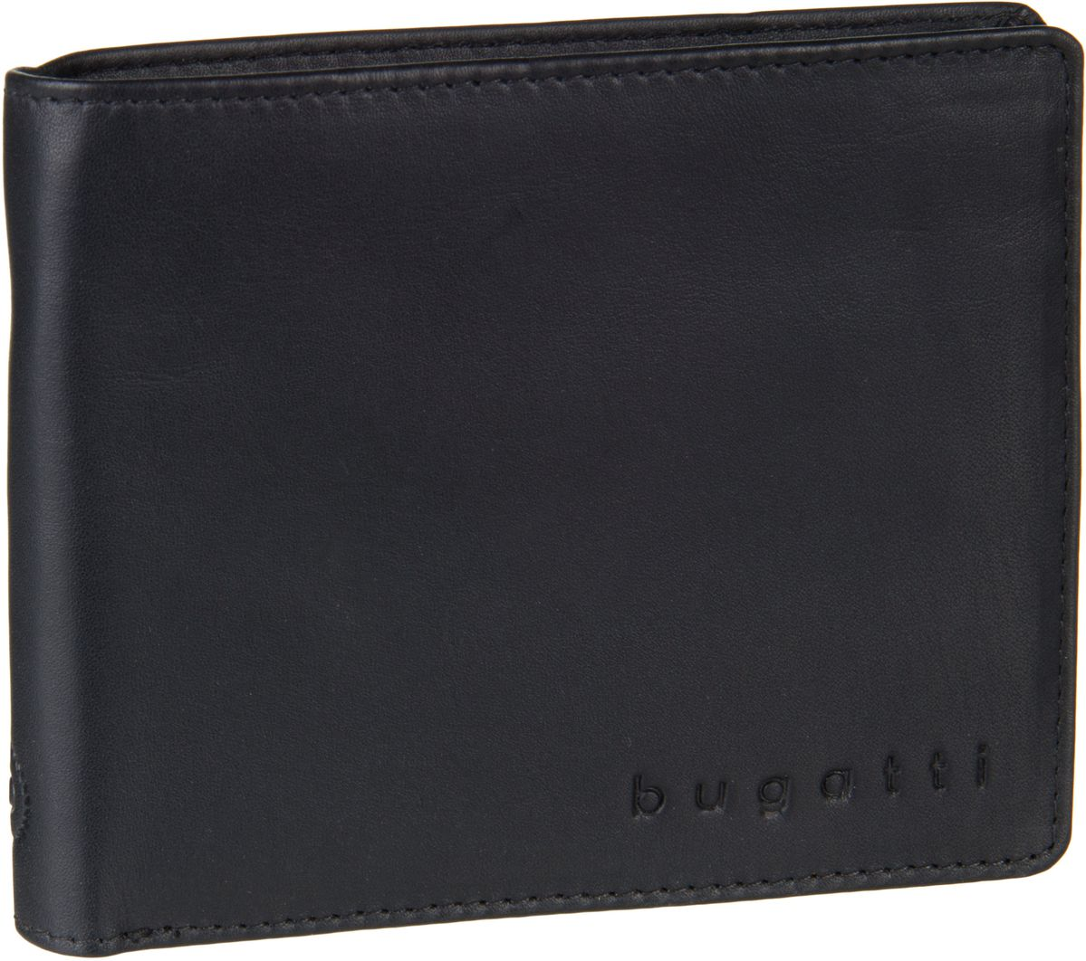 Bugatti Primo RFID 3264 Schwarz - Geldbörse