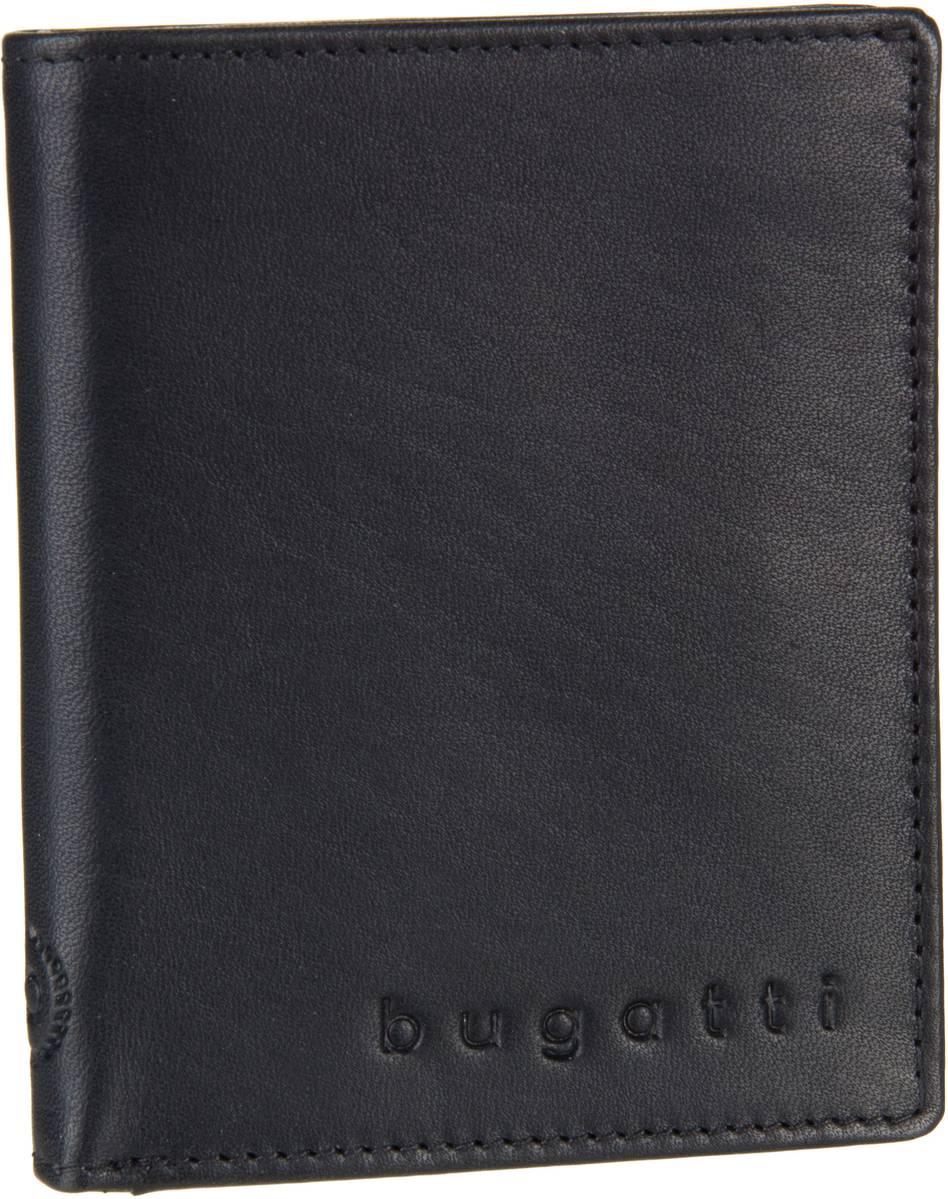 Bugatti Primo RFID 3270 Schwarz - Brieftasche