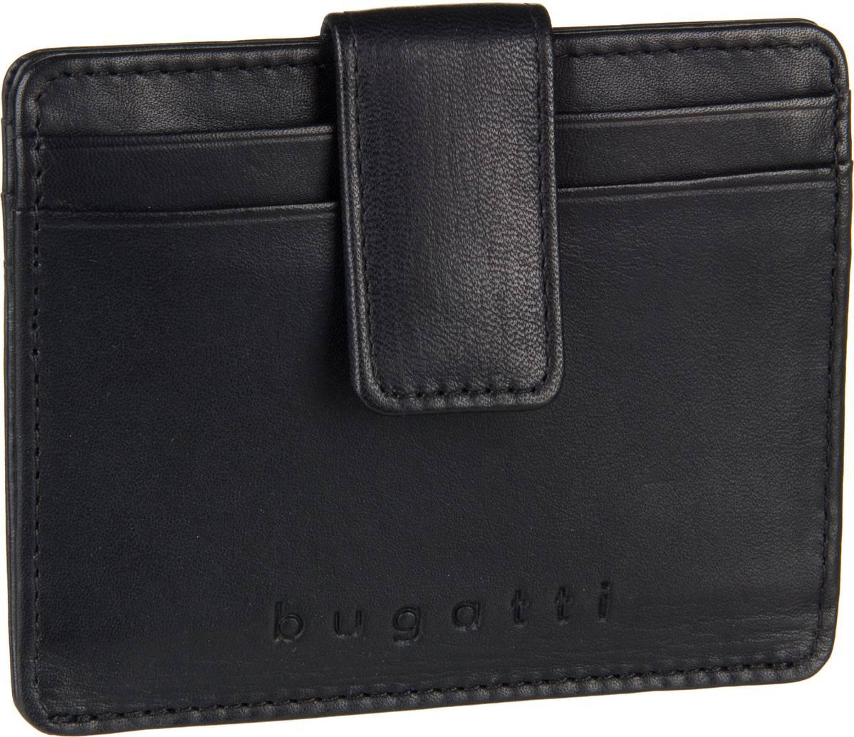 Bugatti Primo RFID 3271 Schwarz - Kreditkartenetui