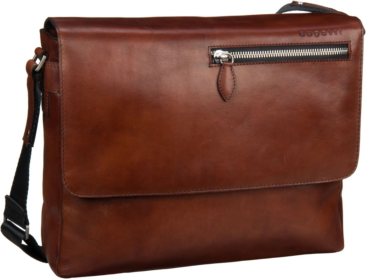 Domus Messenger Bag Cognac