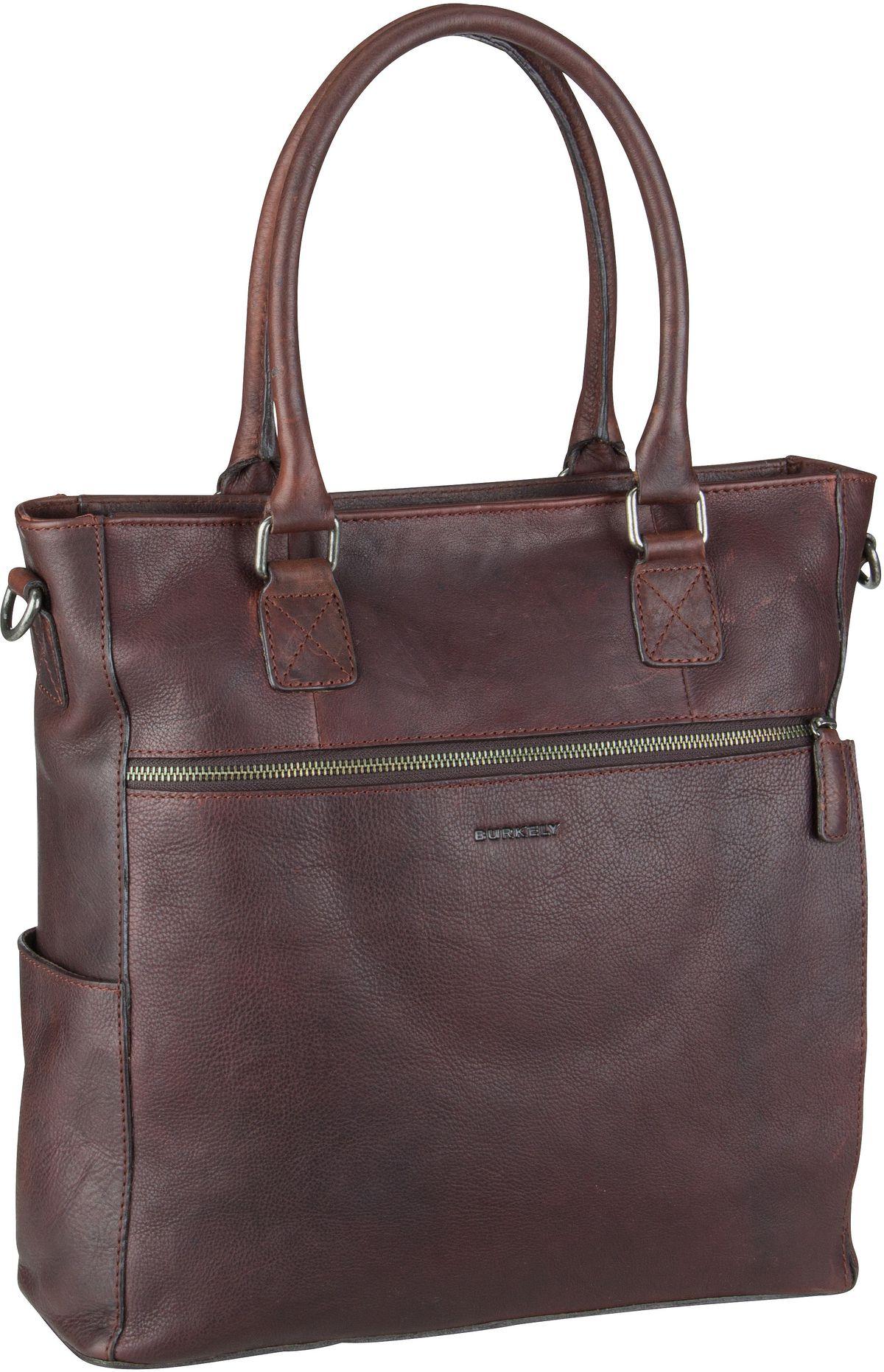 Burkely Handtasche Antique Avery Shopper 1756 Brown