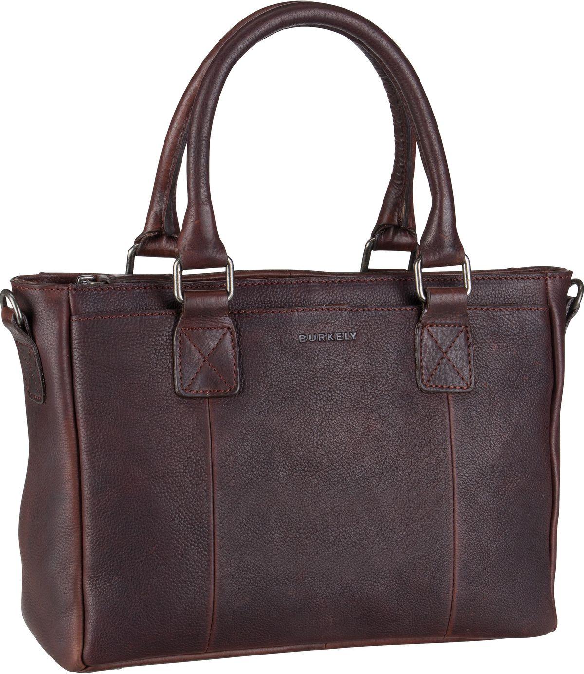 Burkely Handtasche Antique Avery Handbag S 6956 Brown