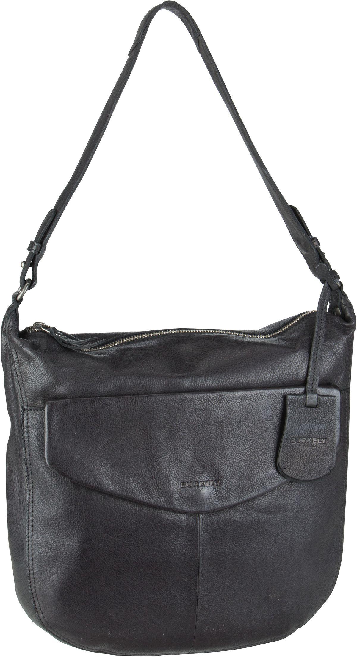 Burkely Handtasche Just Jackie Hobo 2484 Black