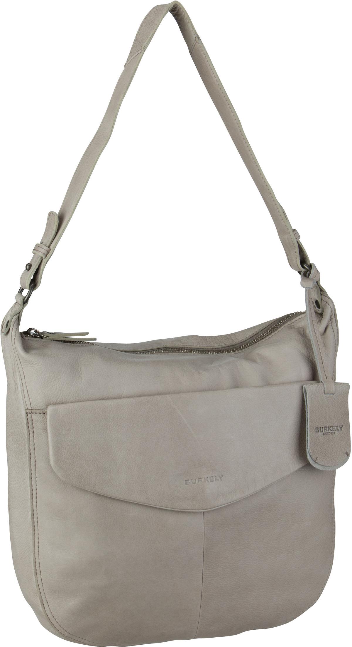 Burkely Handtasche Just Jackie Hobo 2484 Light Grey