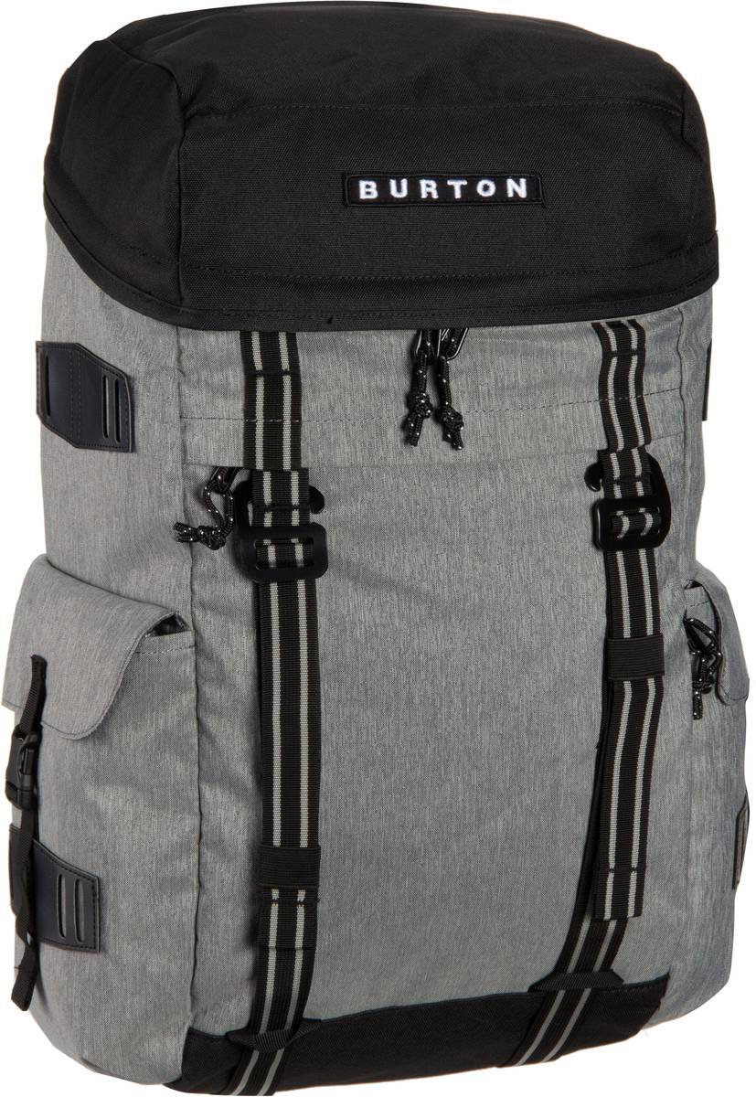 Laptoprucksack Annex Heritage Pack Grey Heather (28 Liter)