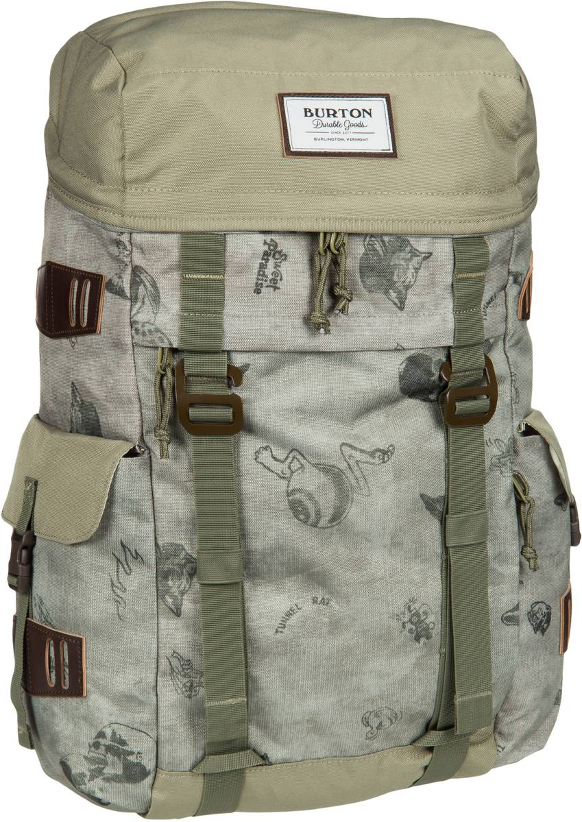 Laptoprucksack Annex Heritage Pack Artifact Print (28 Liter)
