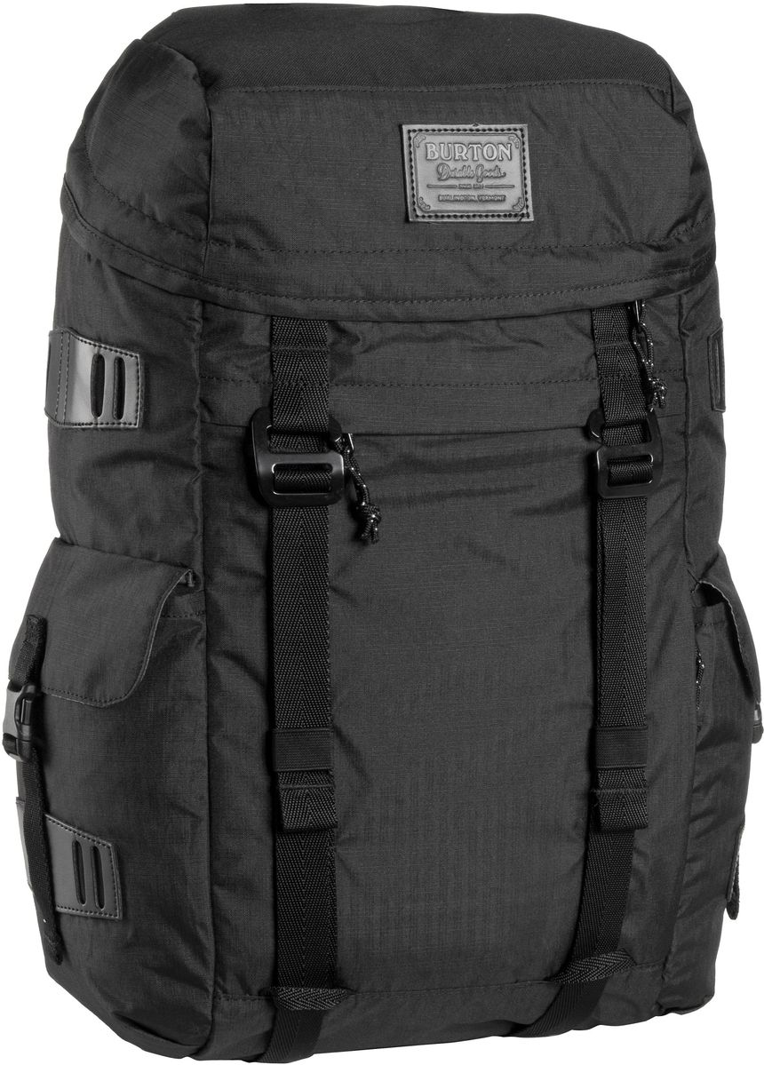 Laptoprucksack Annex Heritage Pack True Black Triple Ripstop (28 Liter)