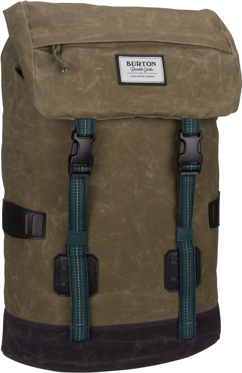 Laptoprucksack Tinder Heritage Pack Hickory Coated (25 Liter)