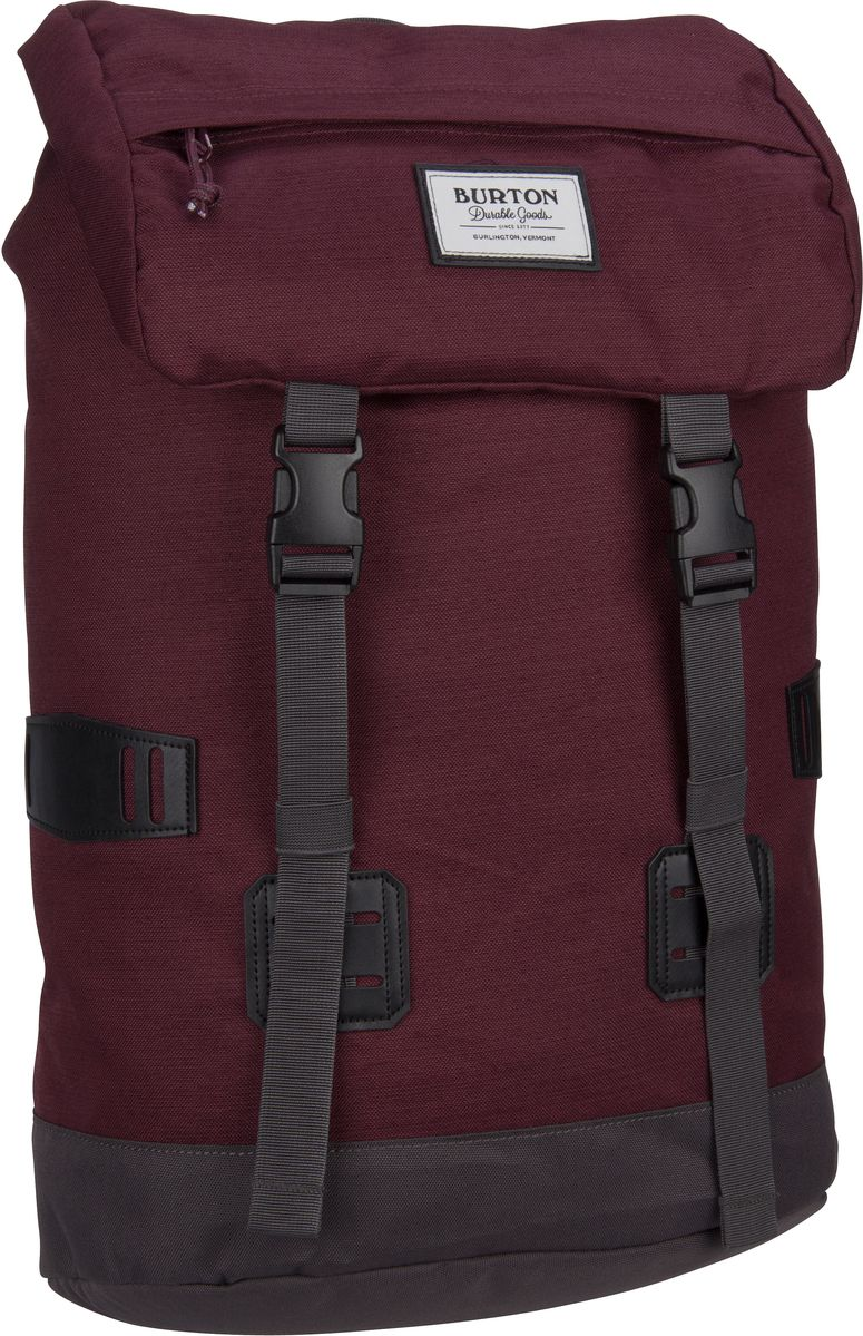 Laptoprucksack Tinder Heritage Pack Port Royal Slub (25 Liter)