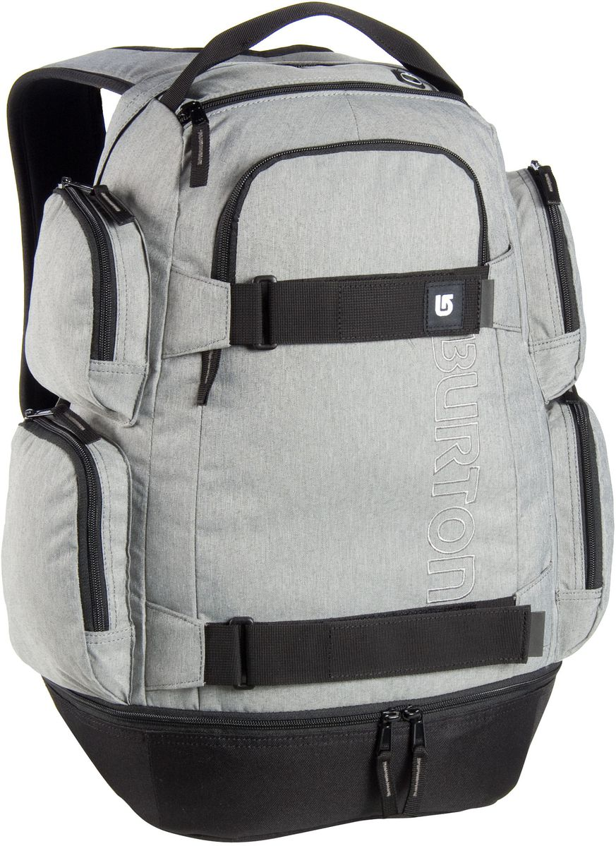 Laptoprucksack Classic Distortion Pack Grey Heather (29 Liter)