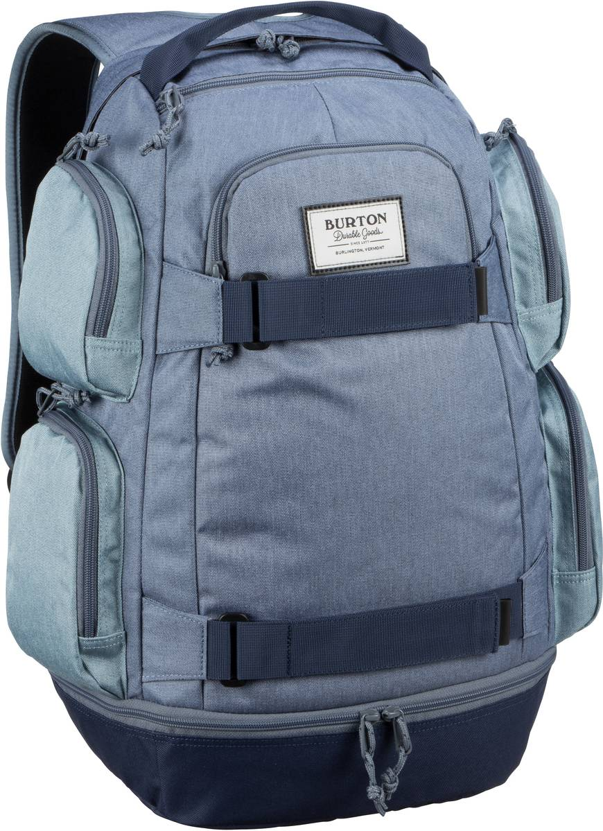 Laptoprucksack Classic Distortion Pack LA Sky Heather (29 Liter)