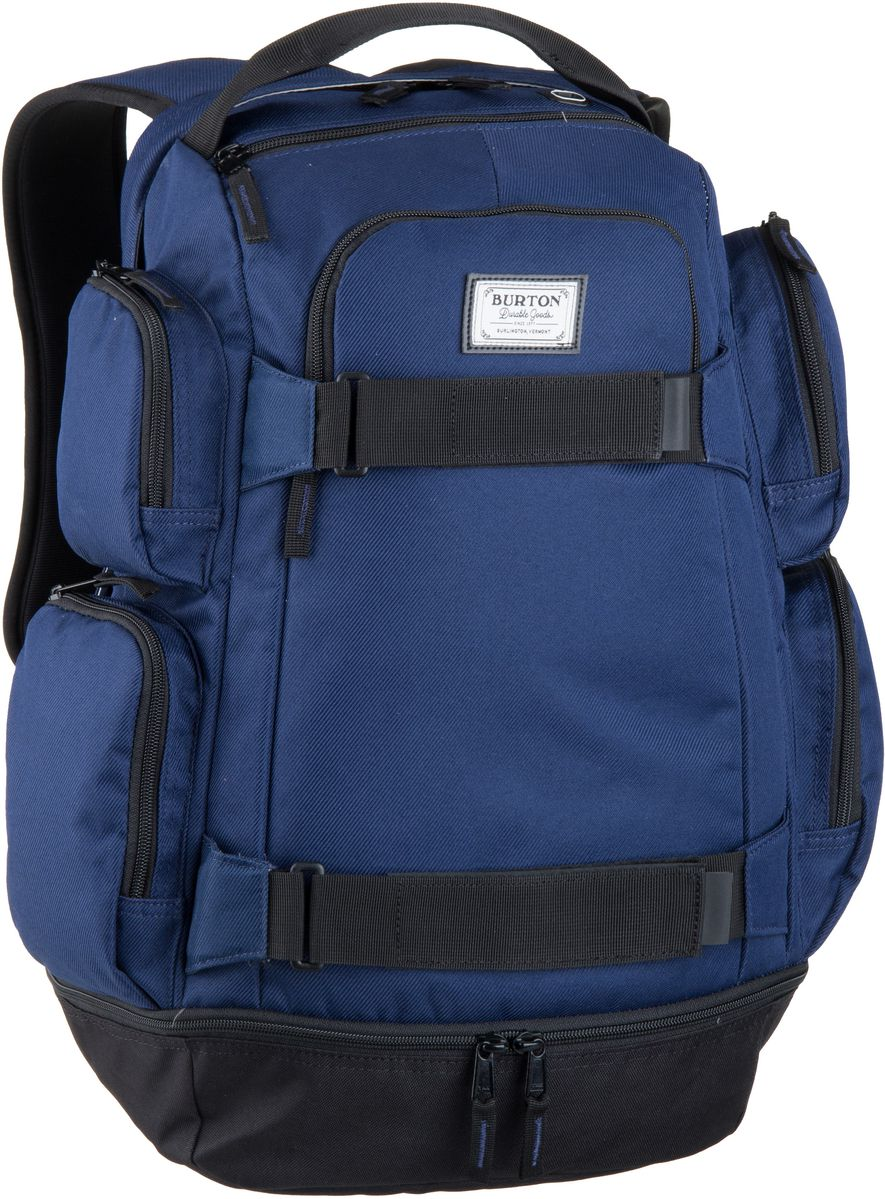 Laptoprucksack Classic Distortion Pack Medieval Blue Twill (29 Liter)