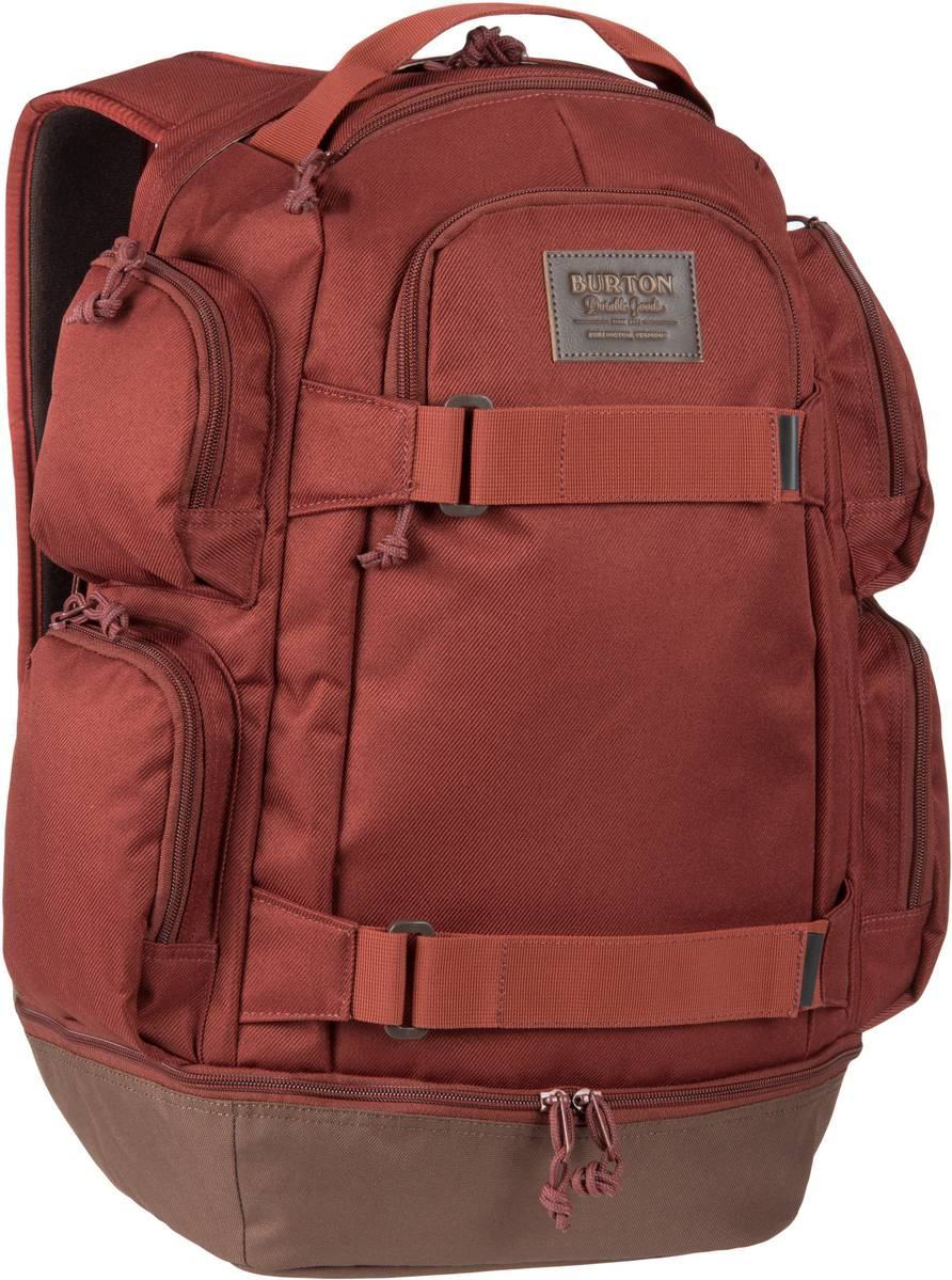 Laptoprucksack Classic Distortion Pack Fired k Twill (29 Liter)