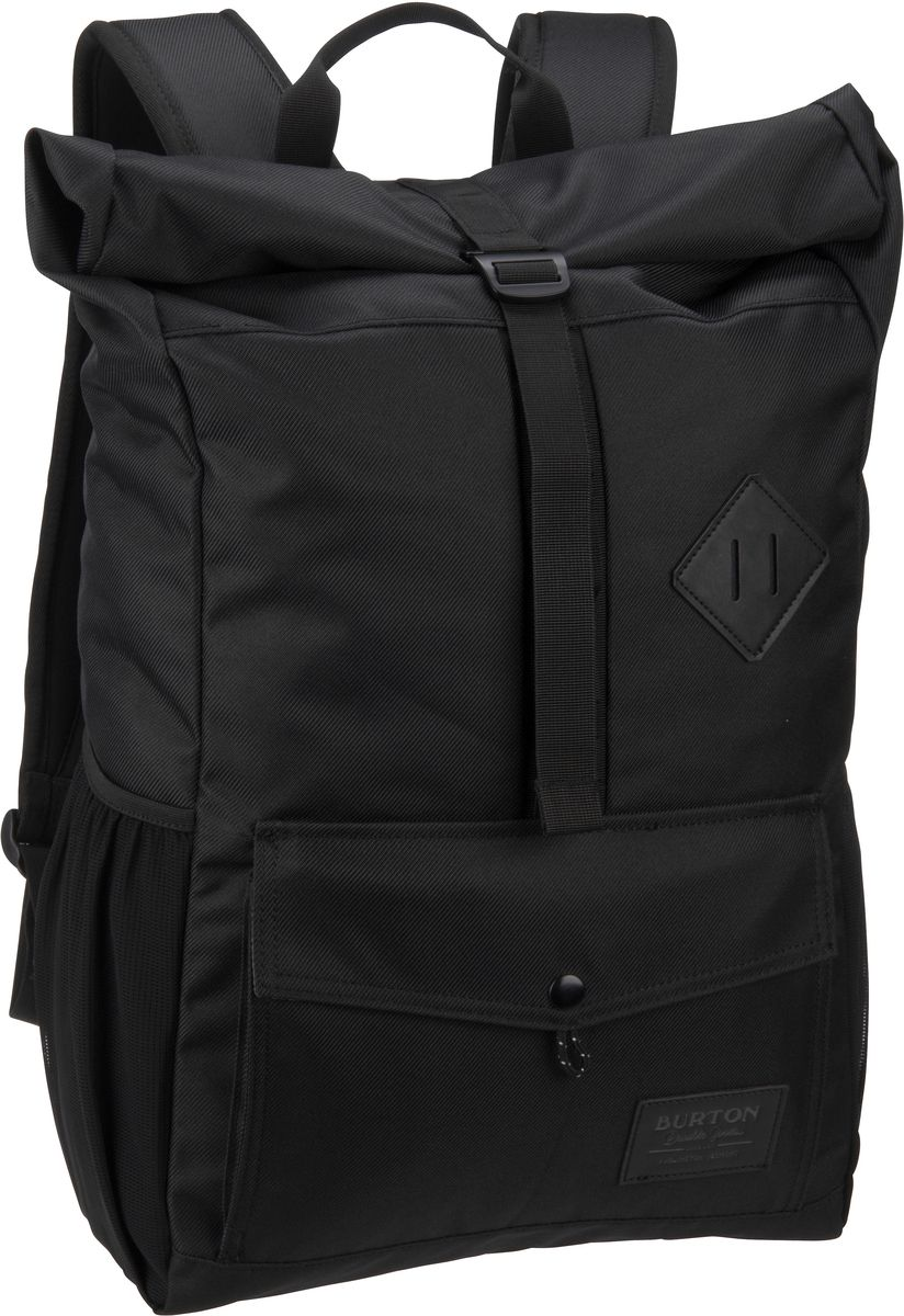Laptoprucksack Export Pack True Black Twill (25 Liter)
