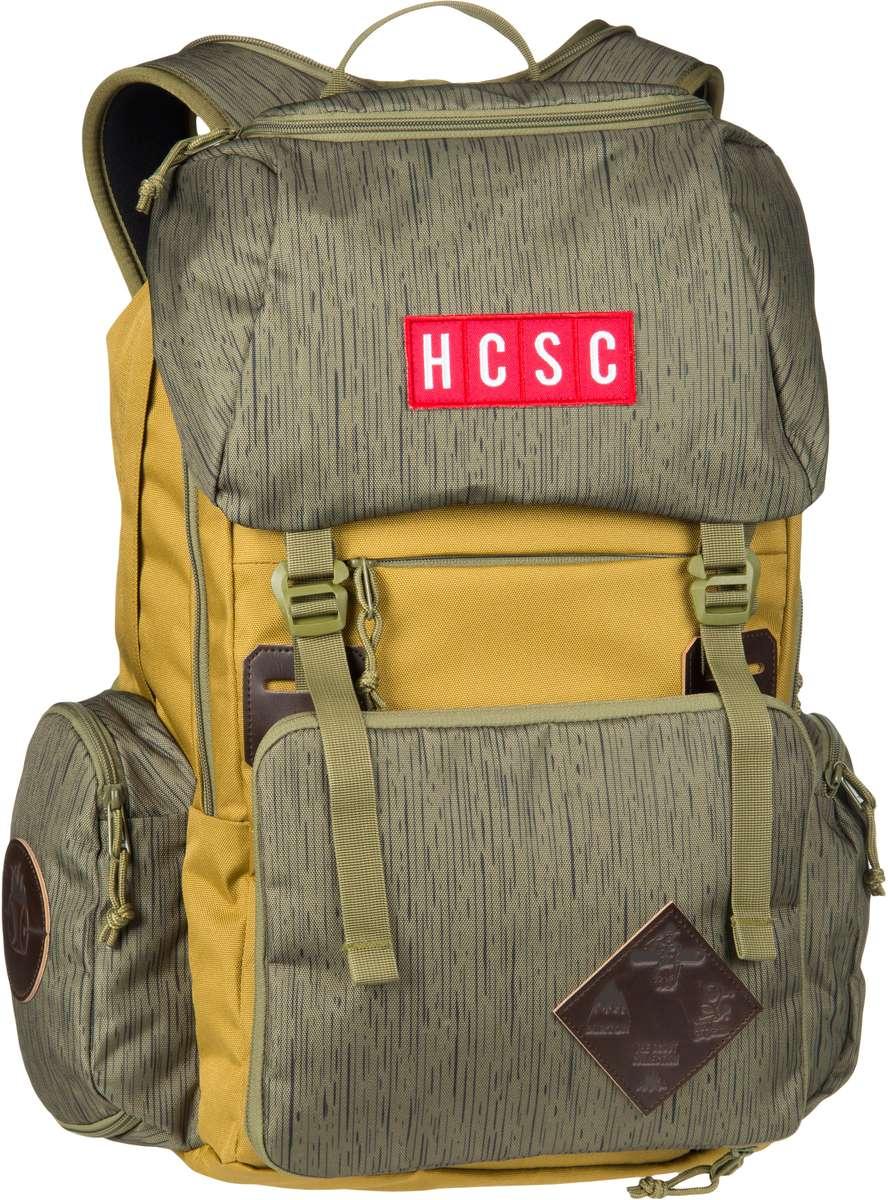 Burton HCSC Shred Scout Pack Cascade Green - Laptoprucksack jetztbilligerkaufen