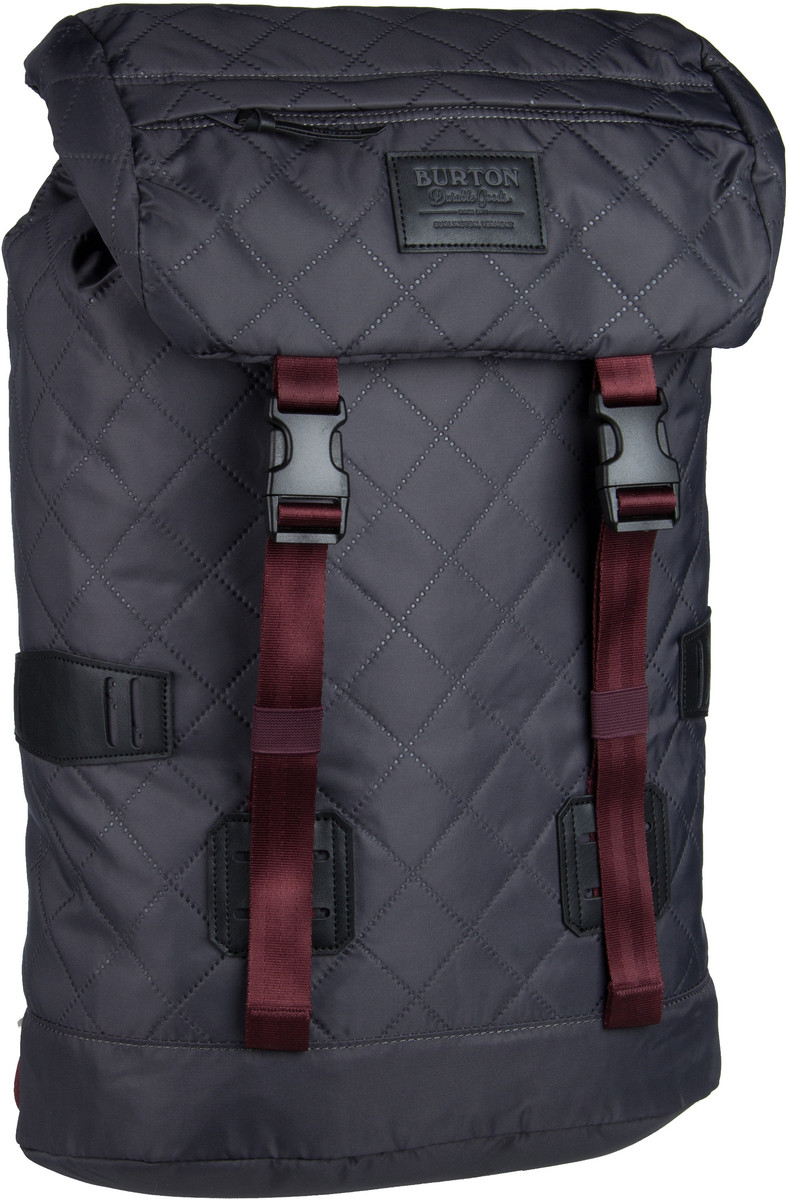 Laptoprucksack Tinder Pack Premium Faded Quilted Flight Satin (25 Liter)