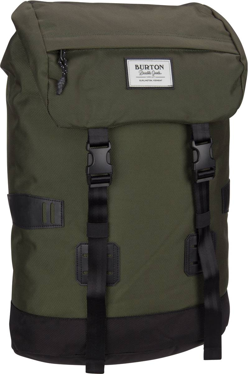 Laptoprucksack Tinder Pack Premium Forest Night Ballistic (25 Liter)