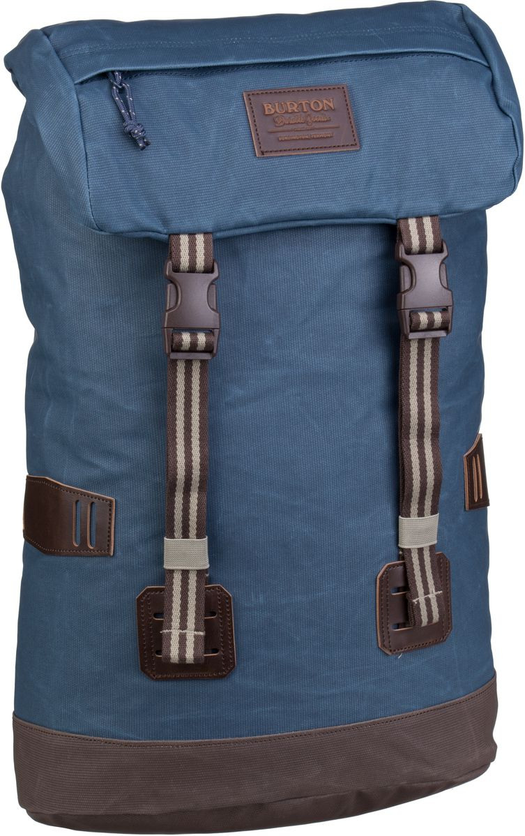 Laptoprucksack Tinder Pack Premium Mood Indigo Coated (25 Liter)