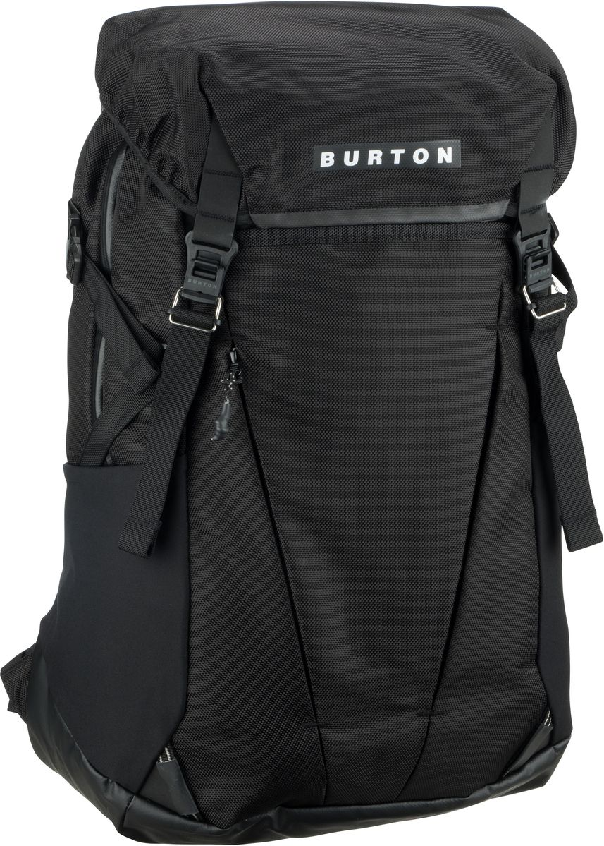 Laptoprucksack Spruce 26L Backpack True Black Ballistic (26 Liter)
