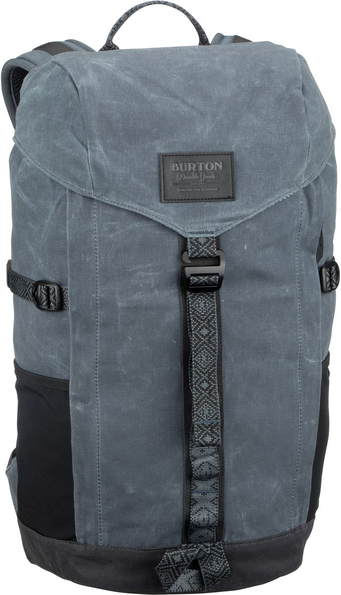 Rucksack / Daypack Chilcoot Pack Waxed Canvas Dark Slate Waxed Canvas (26 Liter)