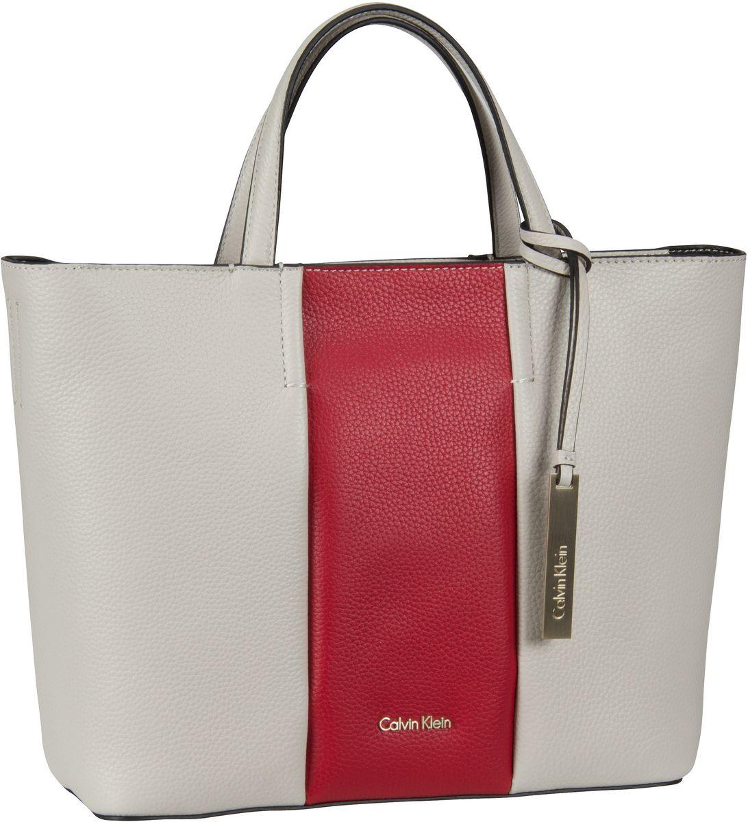 Handtasche Cosmopolitan Medium Tote Cement/Scarlet