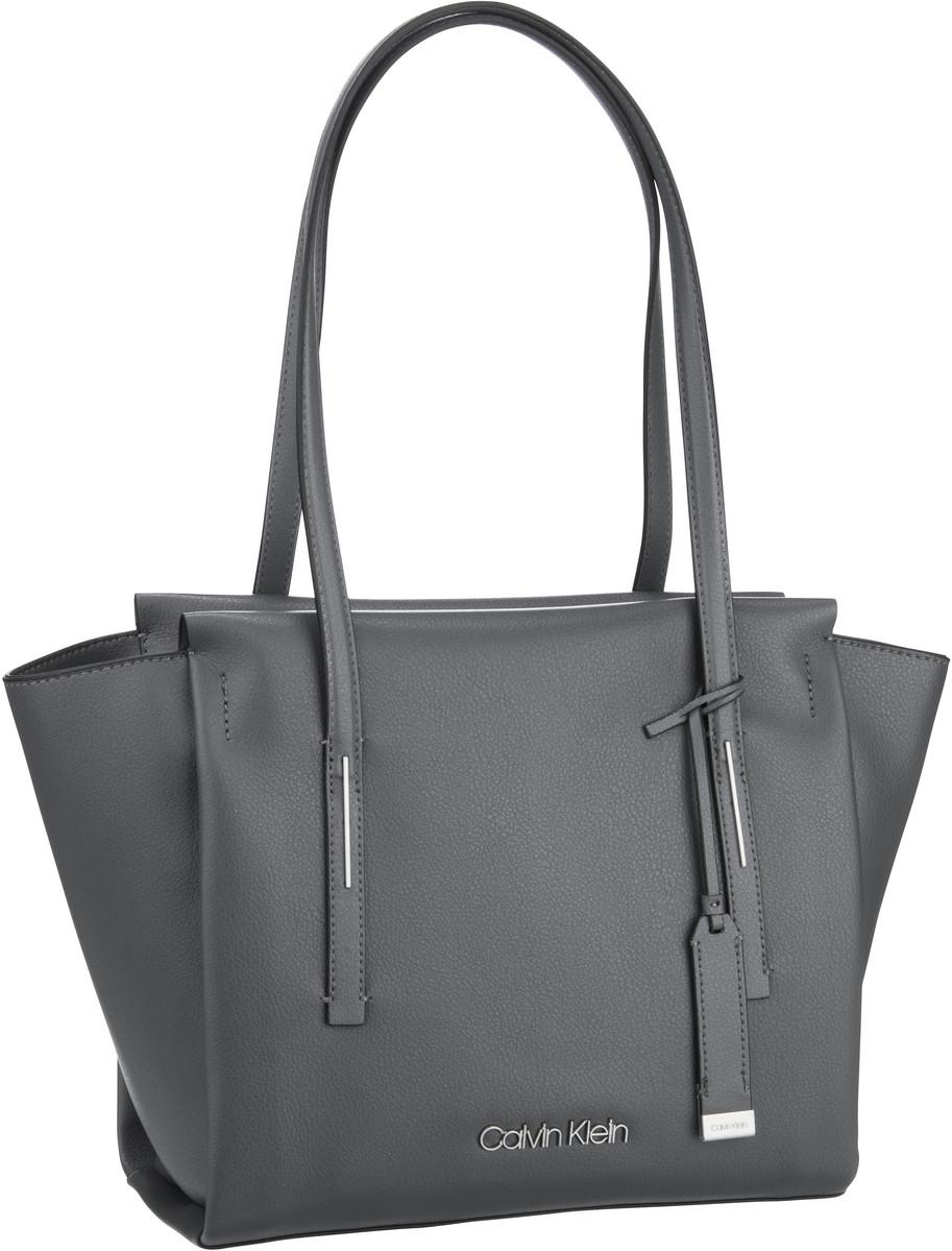 Handtasche Frame Medium Shopper Steel Greystone