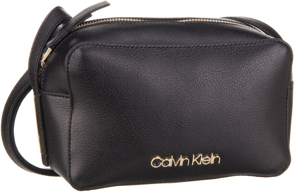 Calvin Klein Umhängetasche Frame Camera Bag Black