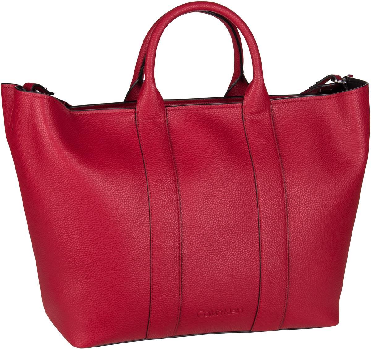 Handtasche Race EW Shopper Cherry