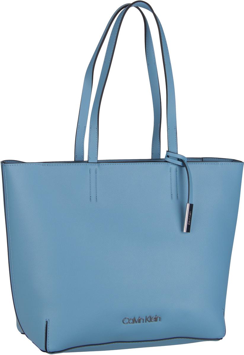 Handtasche Stitch EW Shopper Dusty Blue