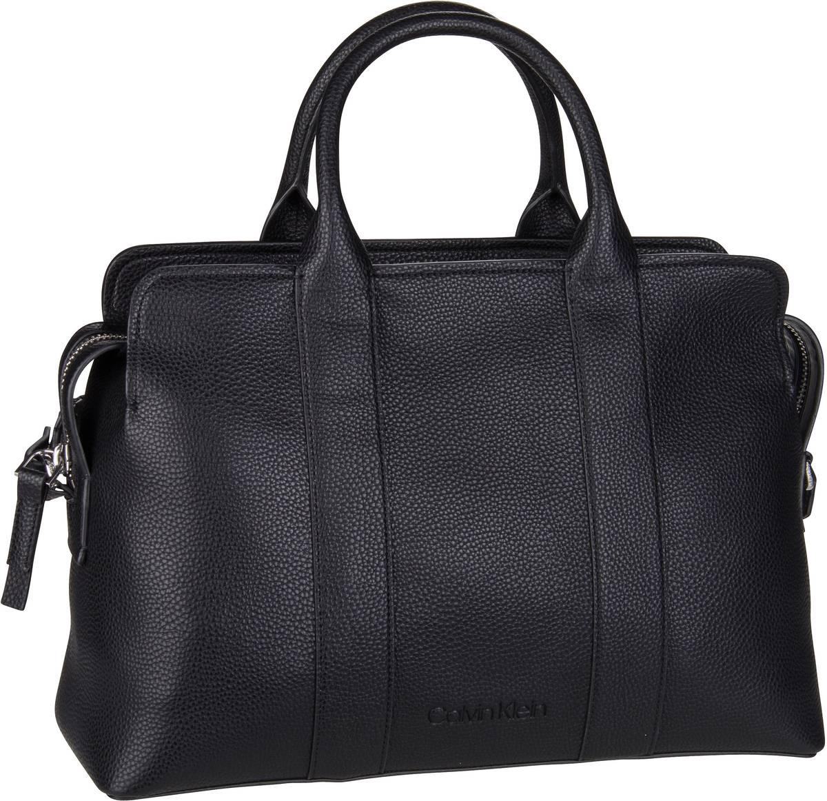 Handtasche Race Tote Black