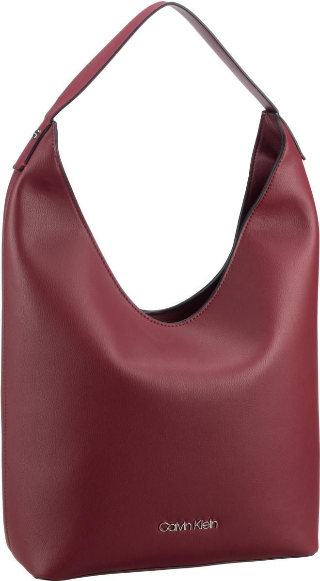 Handtasche Tack SML Hobo Bordeaux