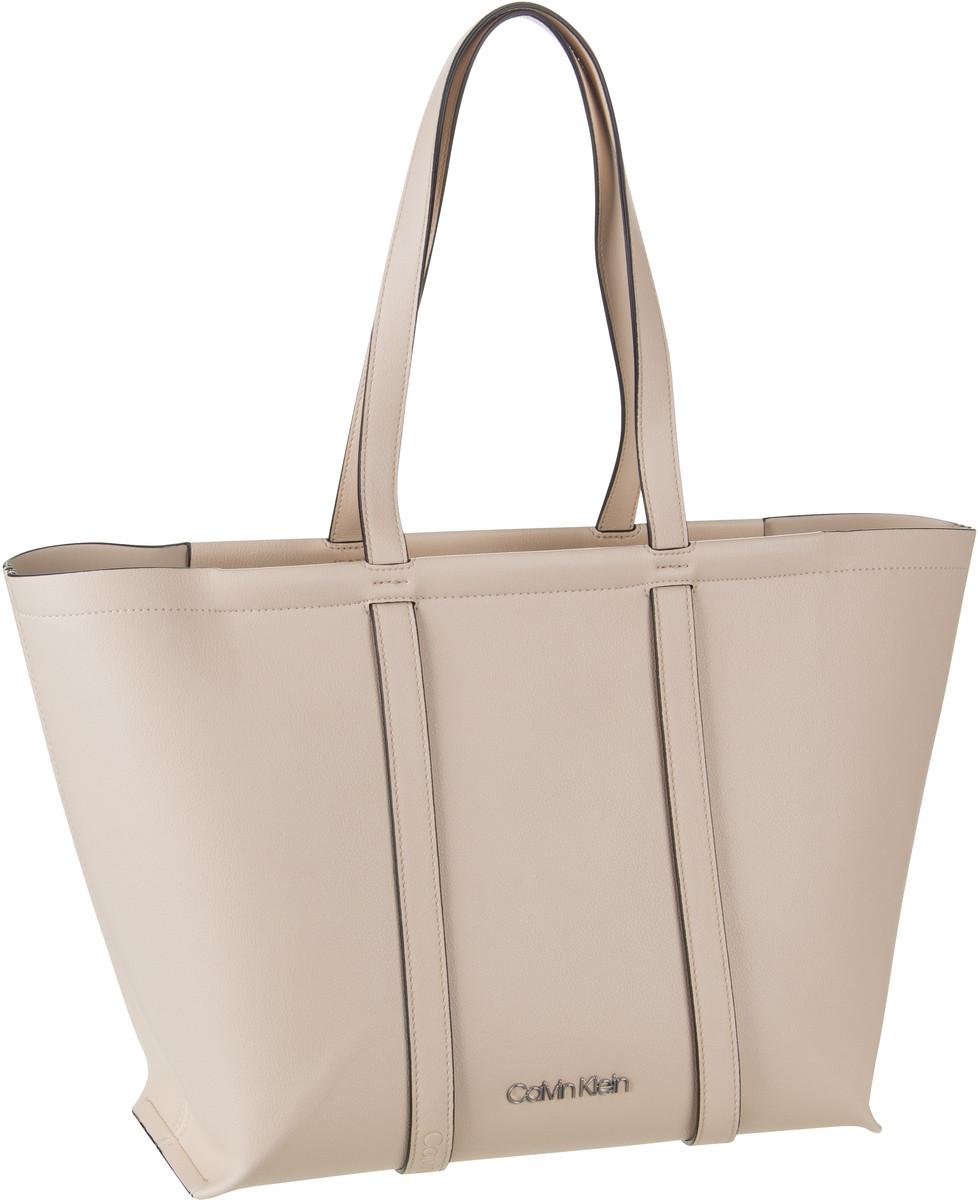 Handtasche Slide Shopper Light Sand