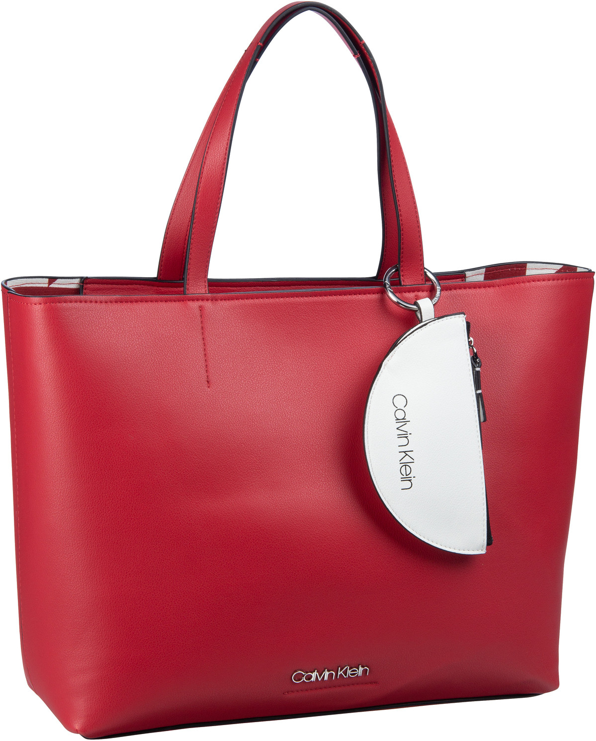 Shopper CK Must Large Shopper Lipstick Red