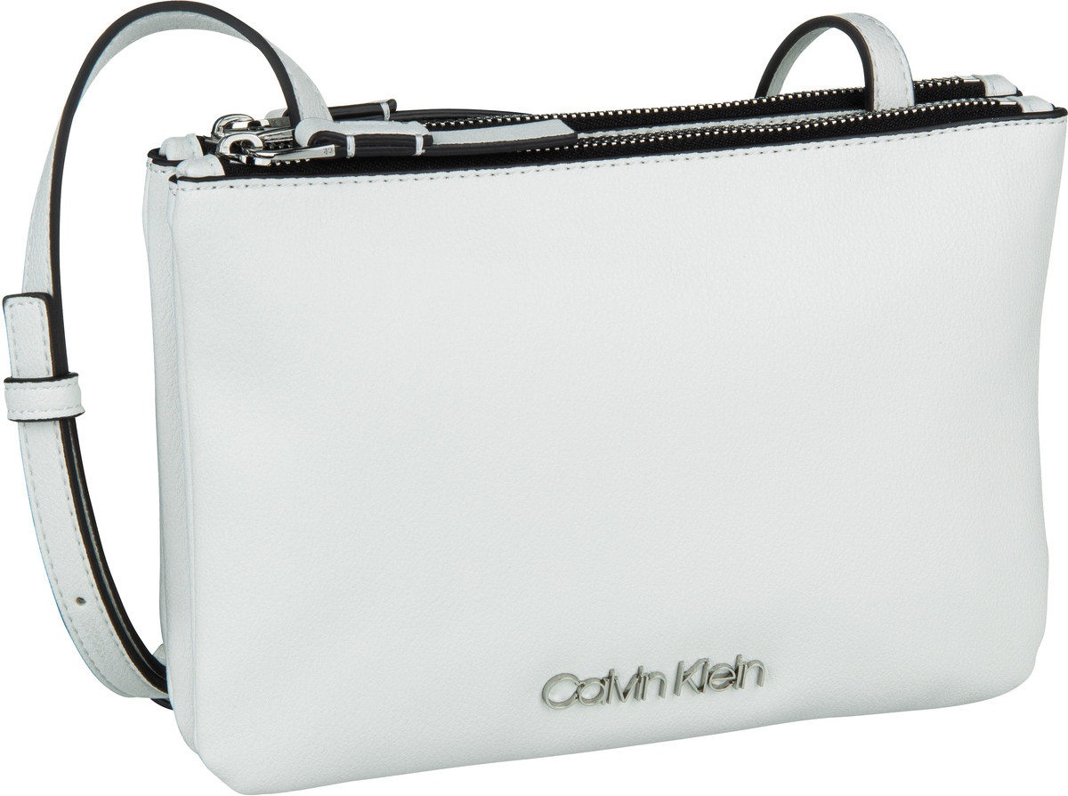 Umhängetasche CK Must EW Crossbody Bright White