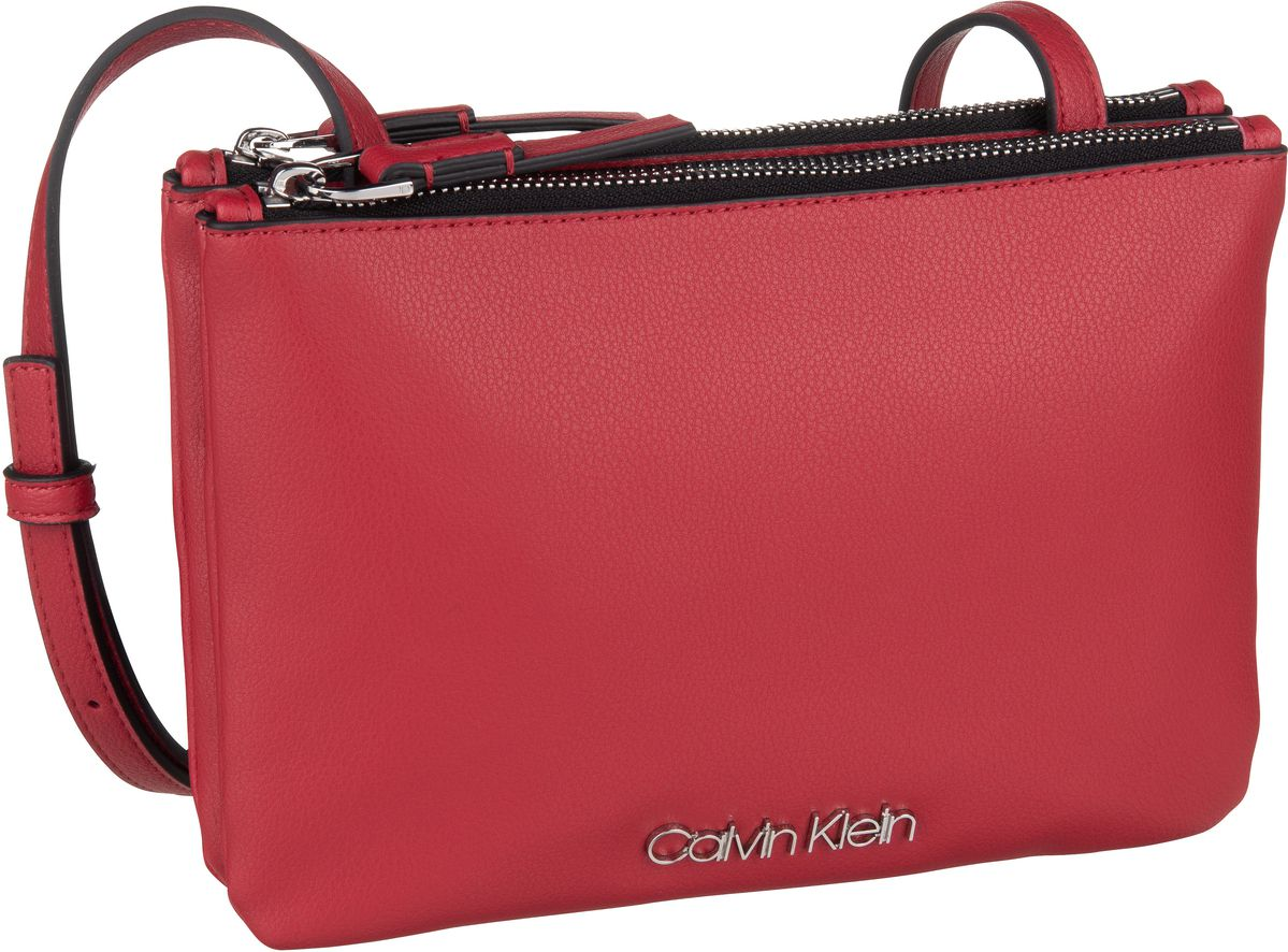 Umhängetasche CK Must EW Crossbody Lipstick Red