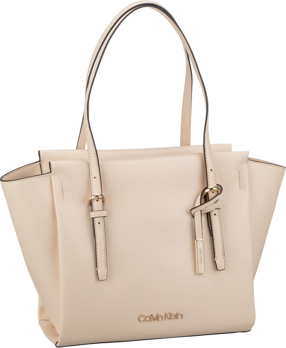 Handtasche Avant Medium Shopper Light Sand