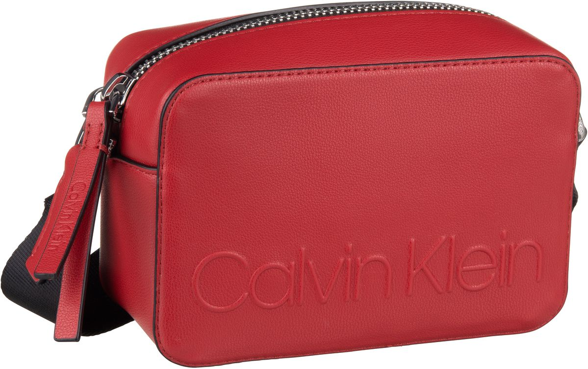 Umhängetasche Edged Camera Bag Lipstick Red