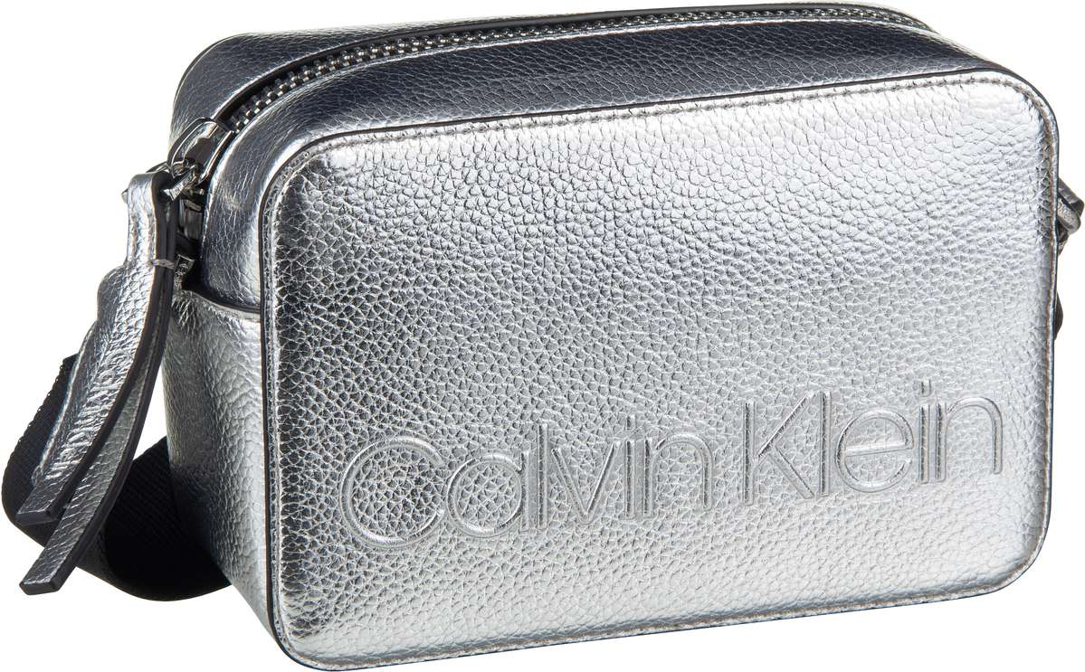 Umhängetasche Edged Camera Bag Silver