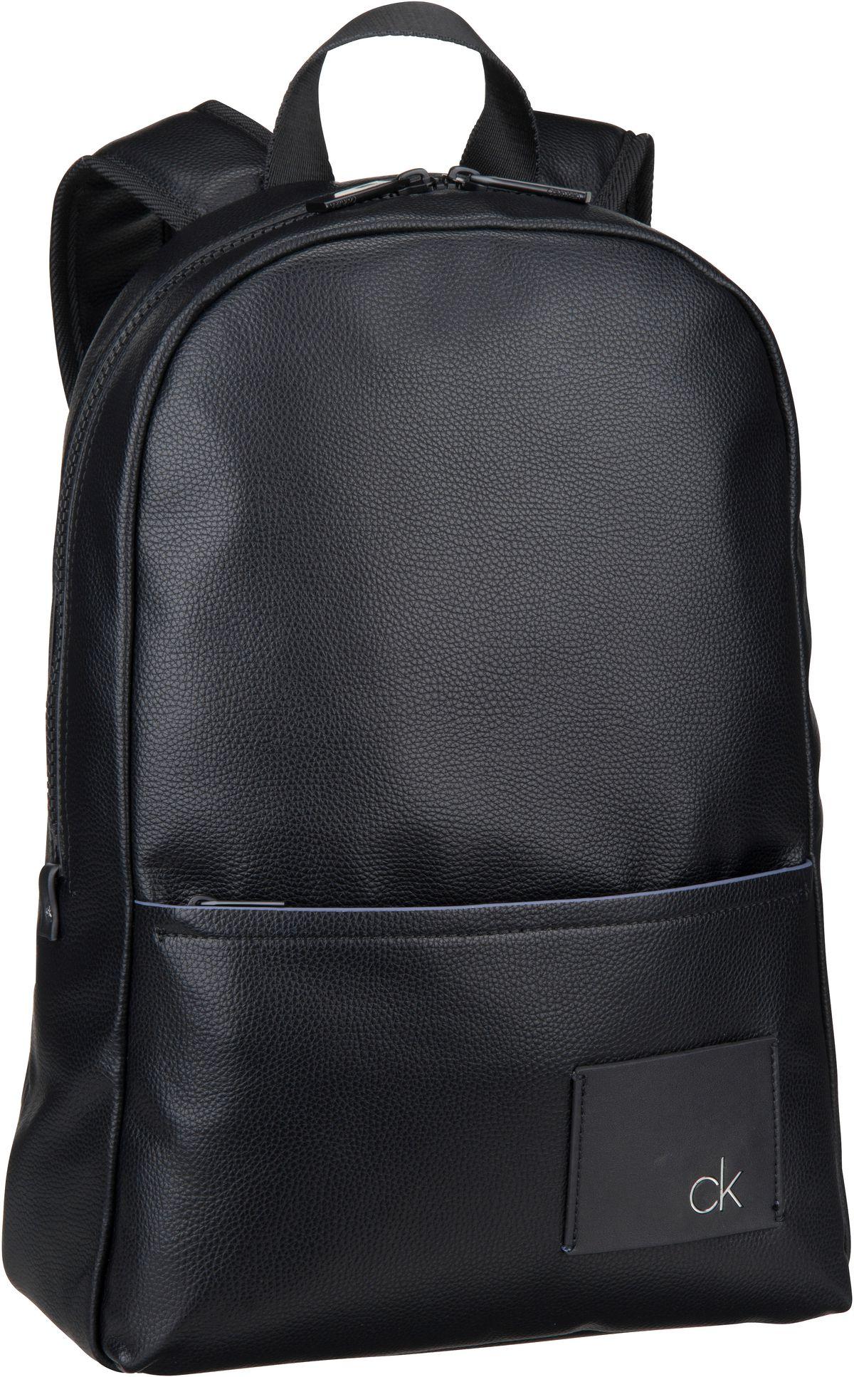Rucksack / Daypack CK Direct Round Backpack Black