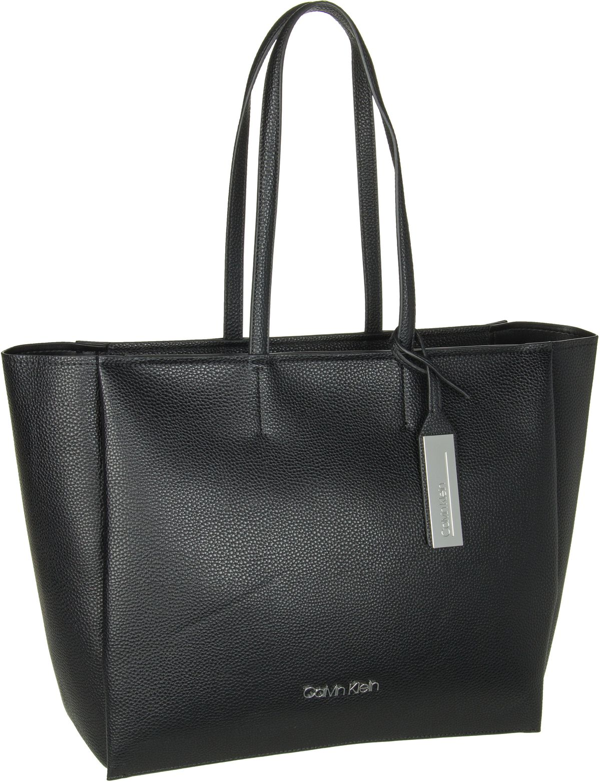 Shopper Sided Shopper Black
