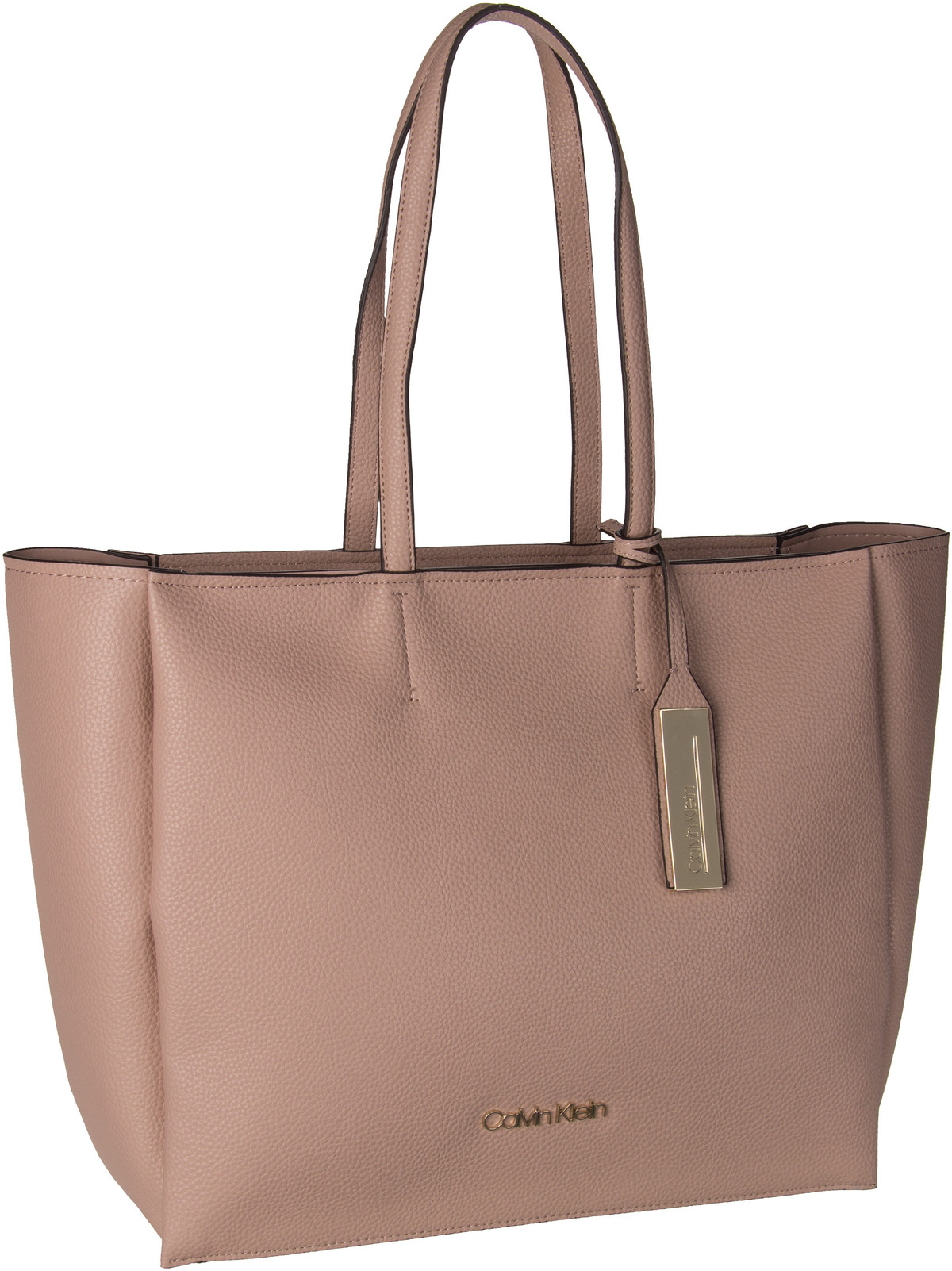 Calvin Klein Shopper Sided Shopper Nude
