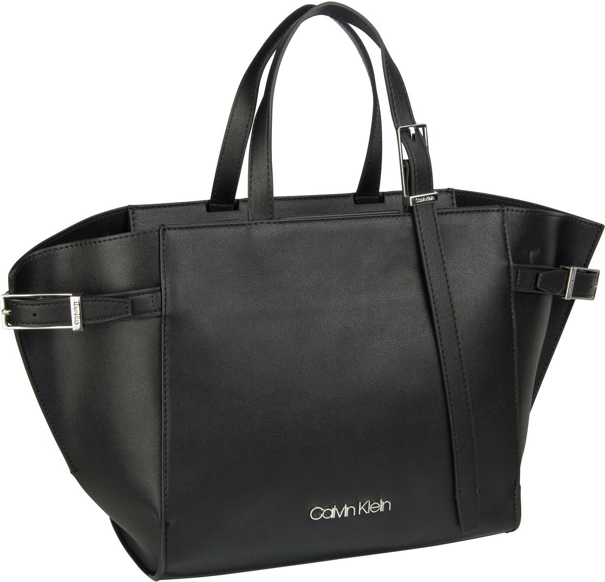 Handtasche Extended Tote Black