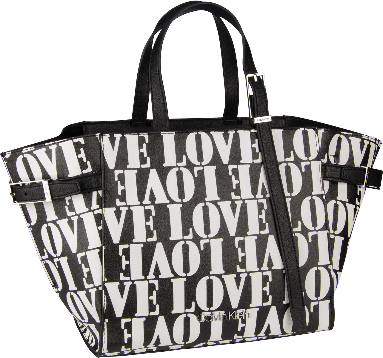 Handtasche Extended Tote Love Print
