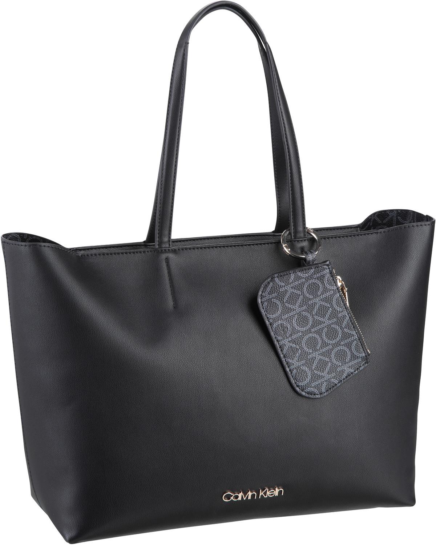 Handtasche CK Must F19 Medium Shopper Black