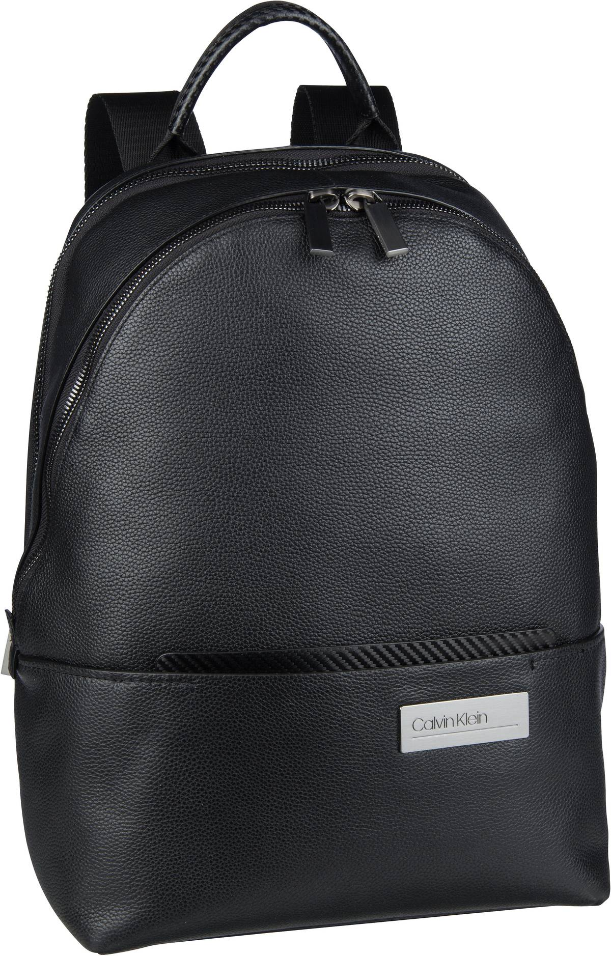 Rucksack / Daypack Classic Carbon 2G Round Backpack Black