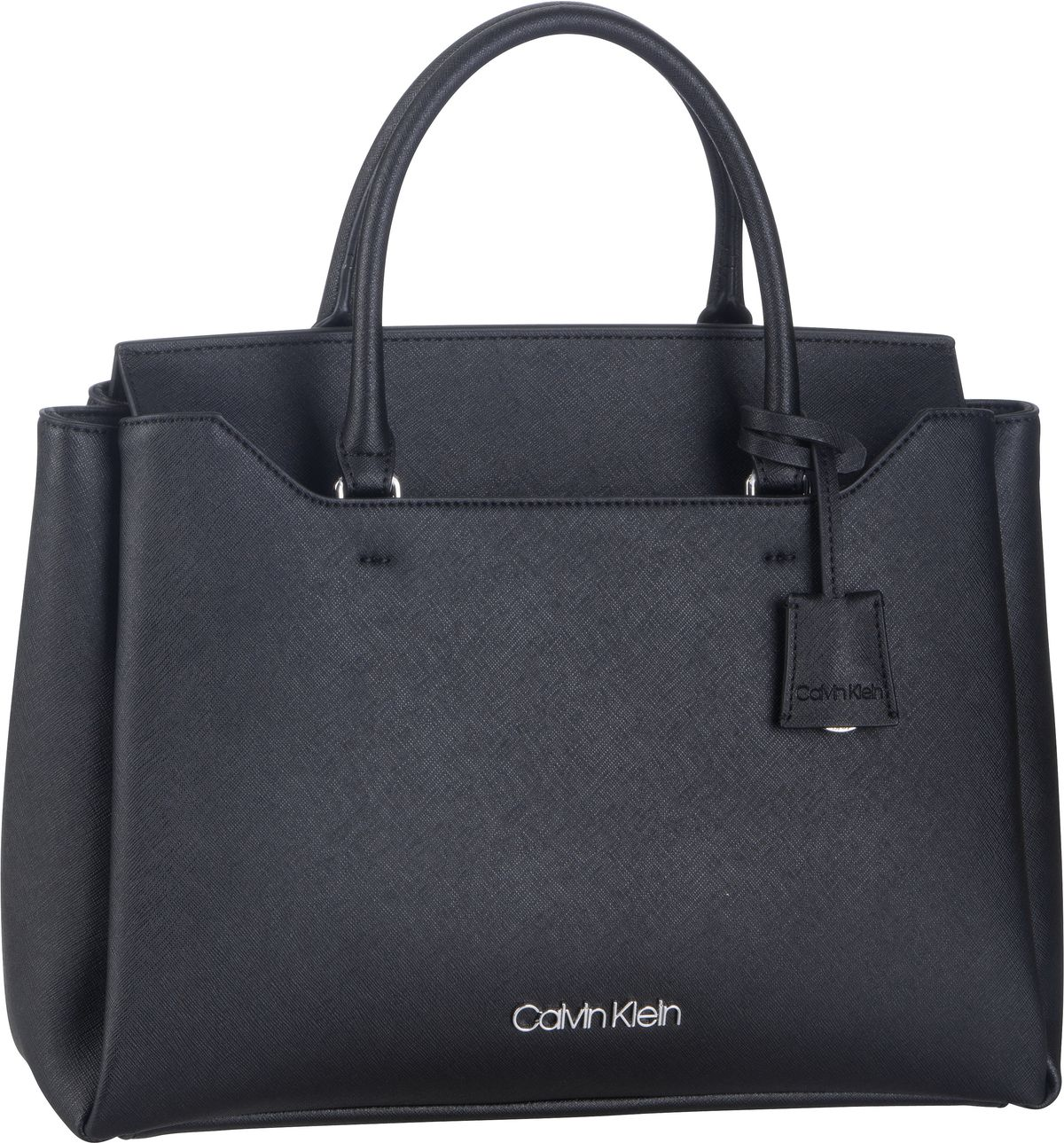 Handtasche CK Task Tote Black